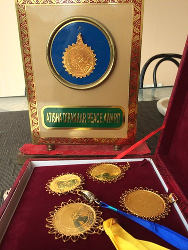 All fine Peace Gold Award Medals