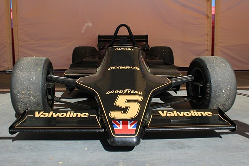 LOTUS 79-2 1978 # Ronnie PETERSON