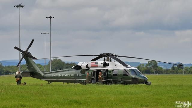 United States Marine Corps Sikorsky VH-60N White Hawk 163259