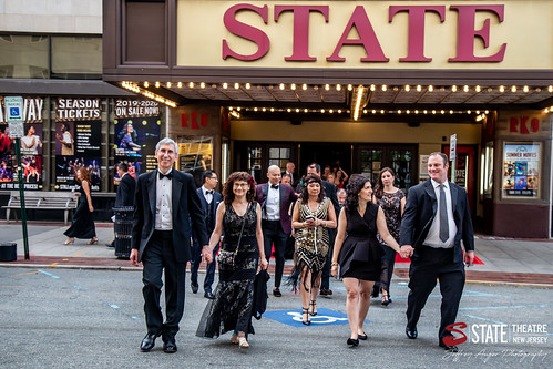 State Theatre New Jersey Benefit Gala 2018