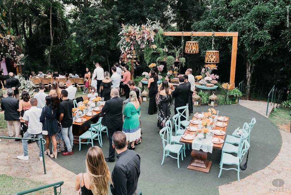 Fotos do evento CASAMENTO JULIANA E DAVI em Buffet