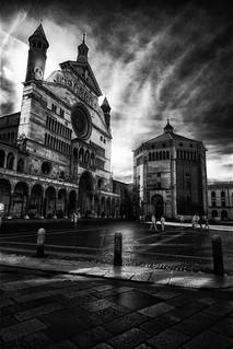 Cremona Cattedrale e Battistero