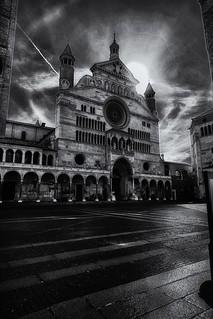 Cremona Cattedrale facciata