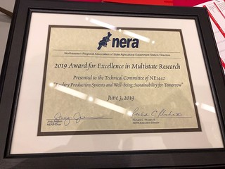 Excellence in multi-state award