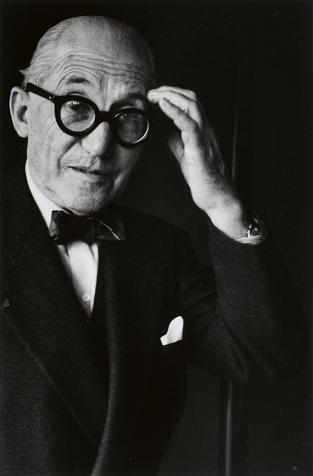 1961. Ле Корбюзье, Париж