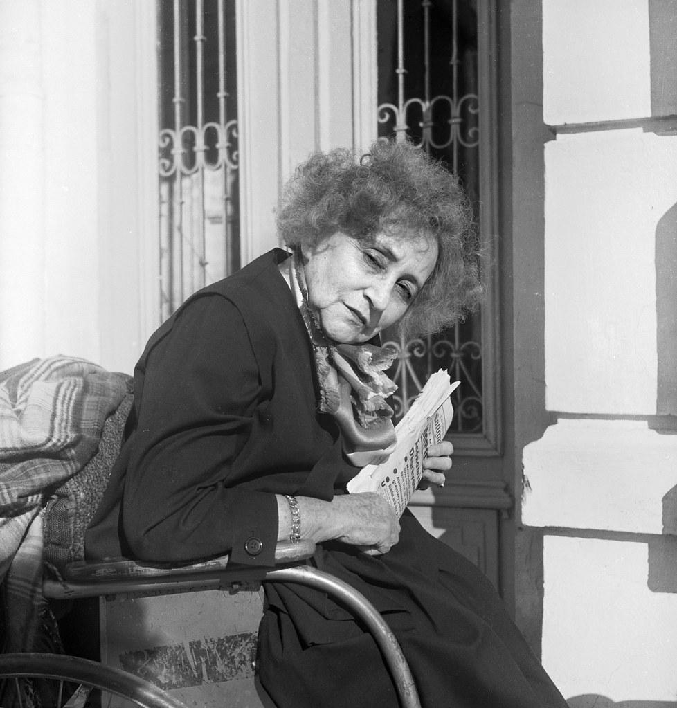 1954. Колетт, Монте-Карло