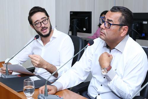 16ª Reunião Ordinária - Comissão de Legislação e Justiça