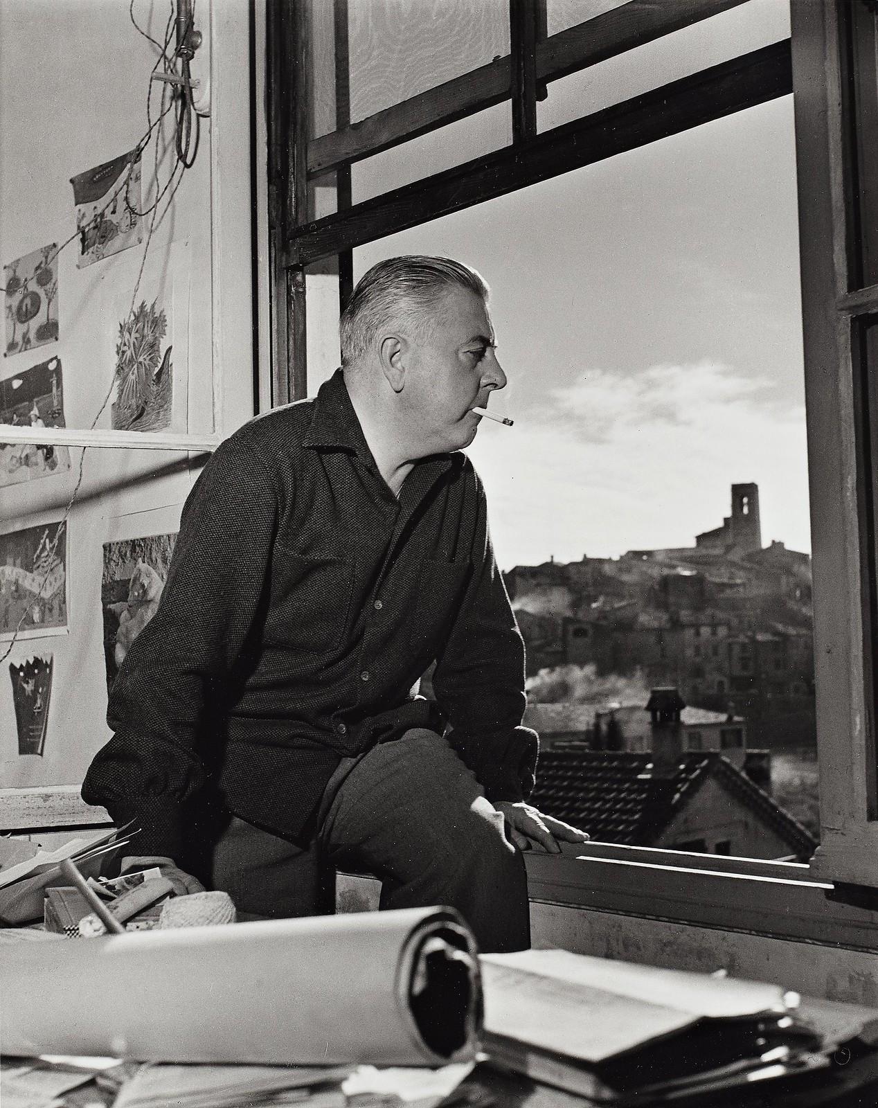 1953. Жак Превер, Венс