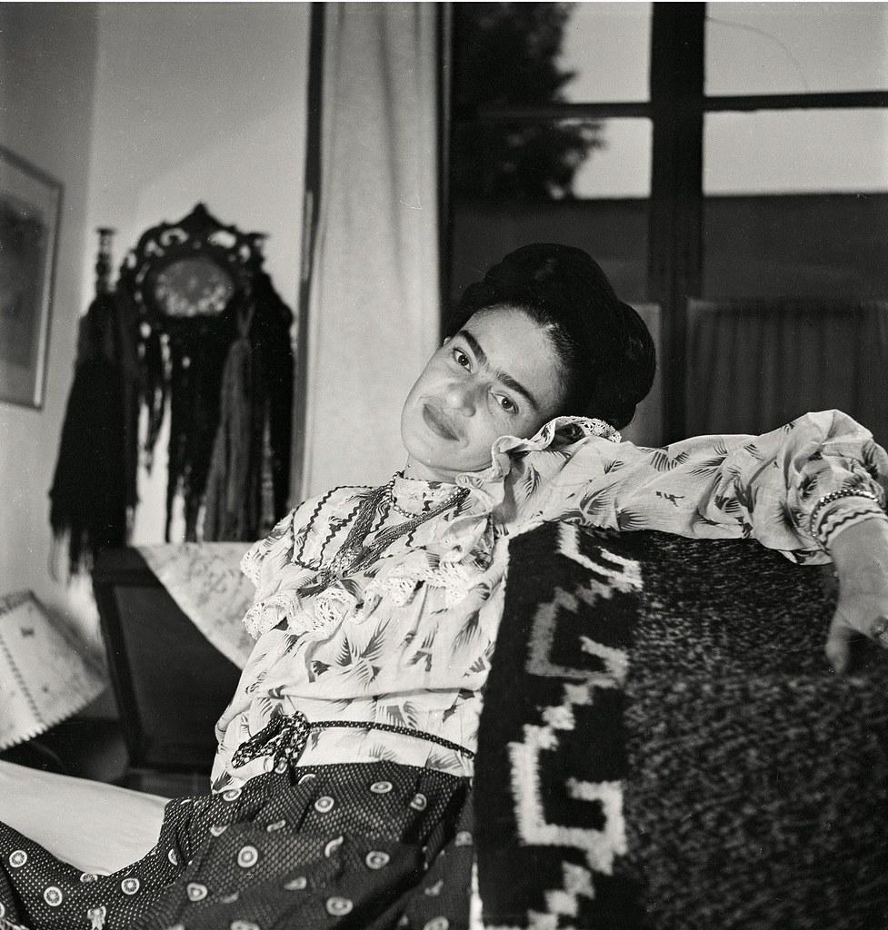 1951. Фрида Кало.