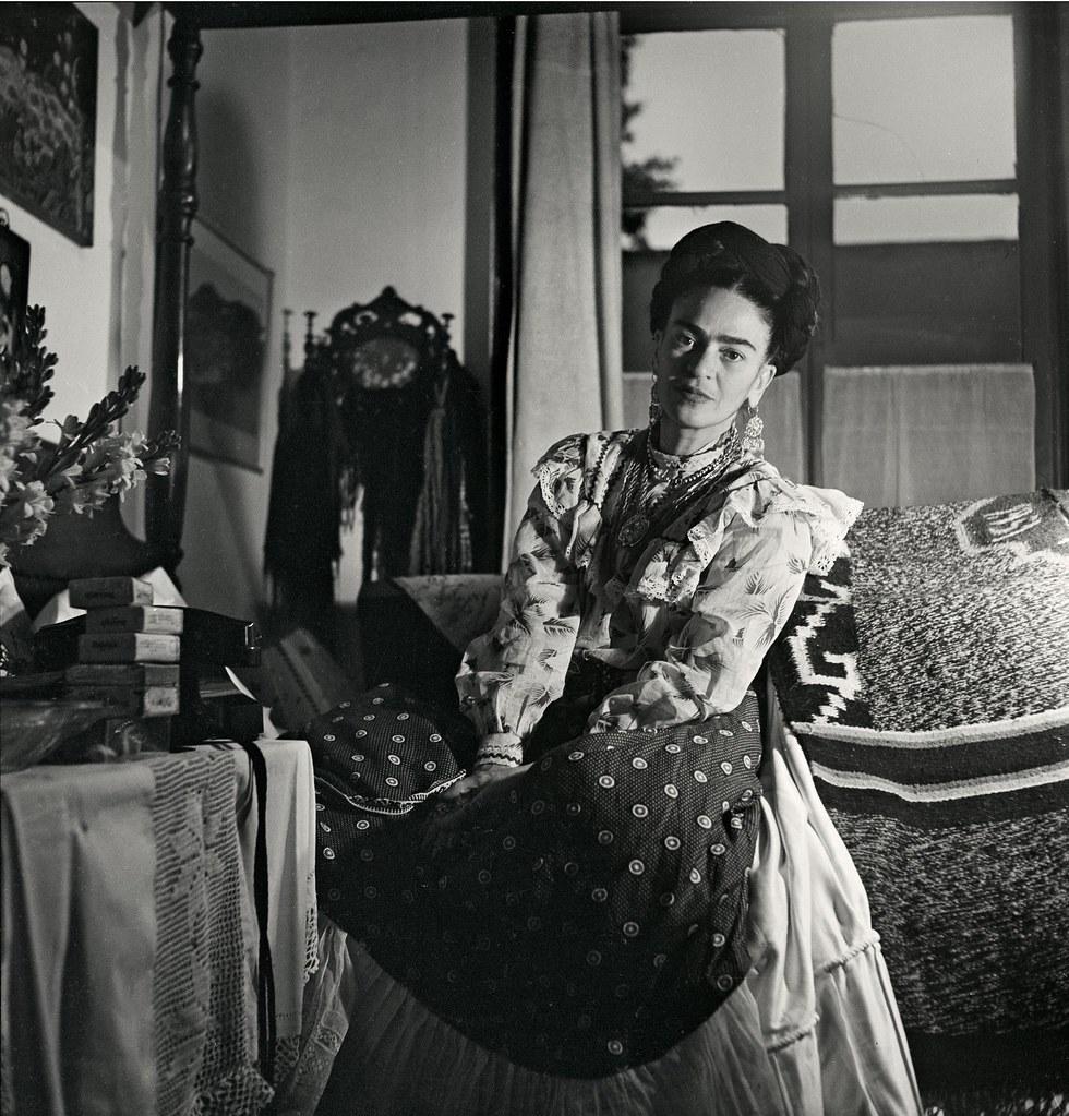 1951. Фрида Кало