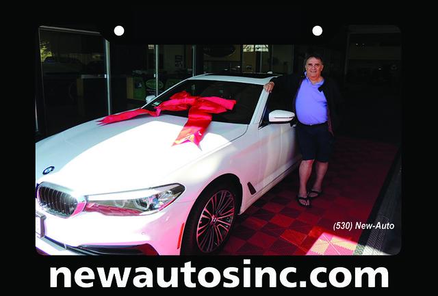 2019 BMW 530I E34
