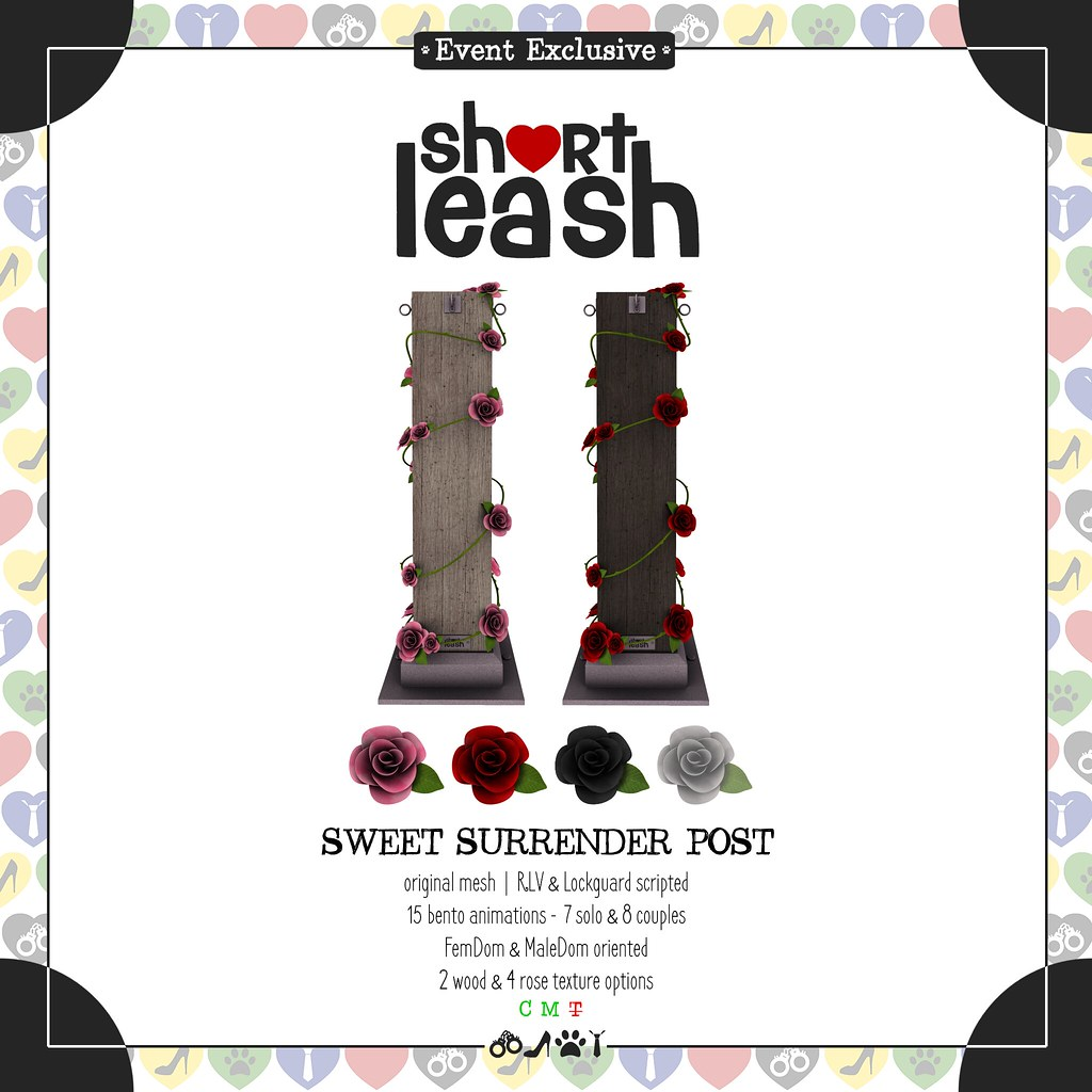 .:Short Leash:. Sweet Surrender Post