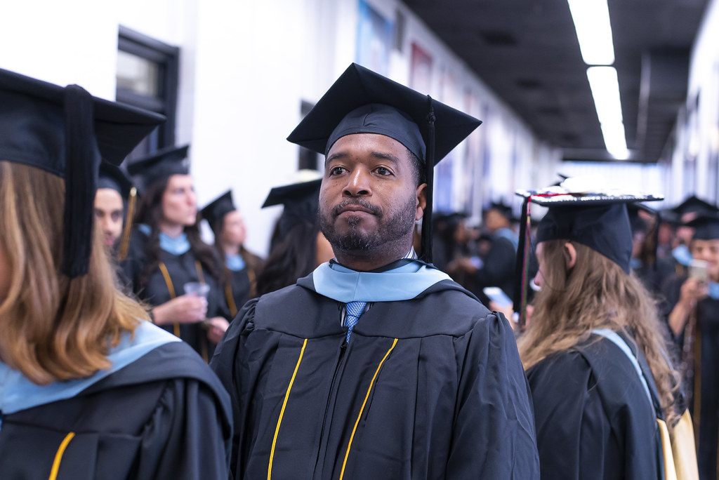 2019 Johns Hopkins School of Education Graduation and Reception