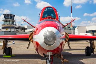 N216DM / MT-05 CM-170 Magister Private ex Belgian Air Force Red Devils c/s