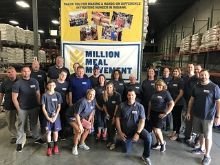 Million Meal Movement Service Day
