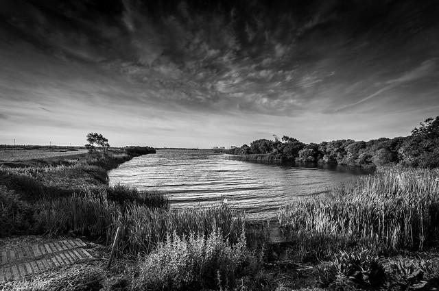 Romney Marsh.  Dungeness