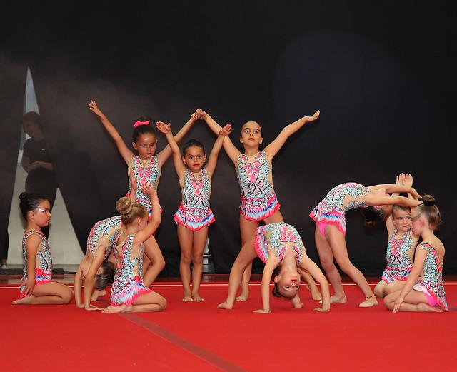 2º XXVII Festival de Gimnasia Isla de Lanzarote 'Lolina Curbelo'