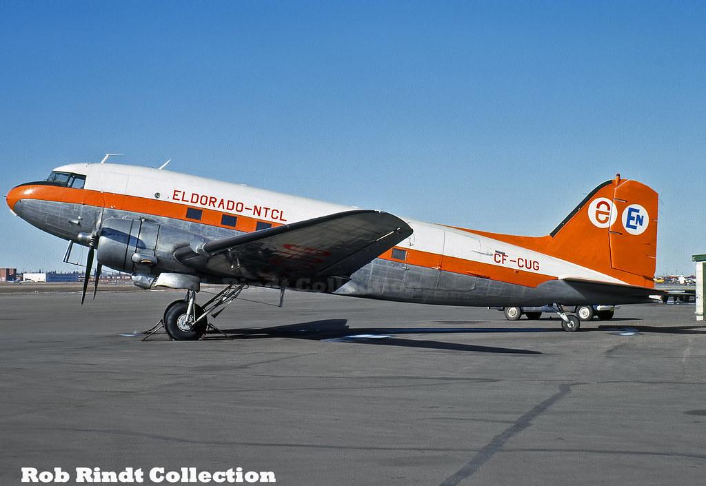 El Dorado - NTCL DC-3 CF-CUG