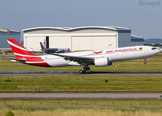 F-WWCX Airbus A330 Neo Air Mauritius