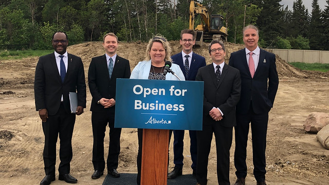 Revitalizing municipalities across Alberta
