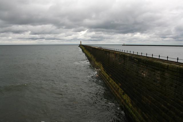 North Pier, Tynemouth