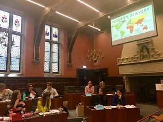 2018-2019 Spreekexamen Gentse stadhuis