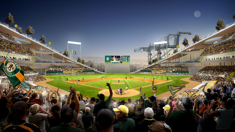 Oakland A's Projects