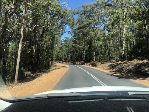 westernaustralia southwesternhighway road manjimup