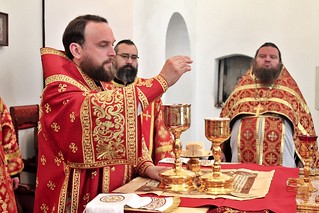 02.06.2019 | Божественная литургия в Юрьевом монастыре