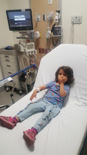 BC Children's Hospital Emergency