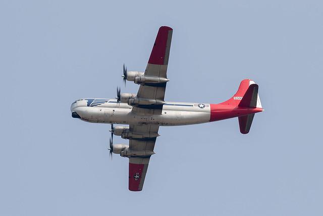 Boeing C-97 Stratofreighter N117GA