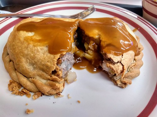 explore food lunch pasty android michigan usa