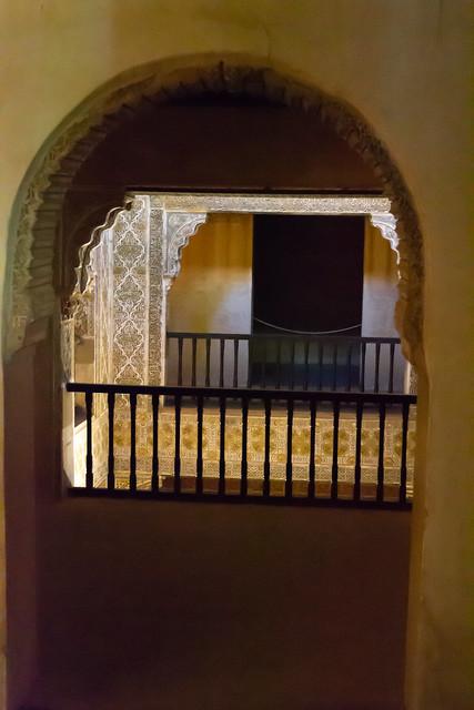 Arco en la Alhambra