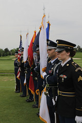 Military Appreciation Day at the Memorial