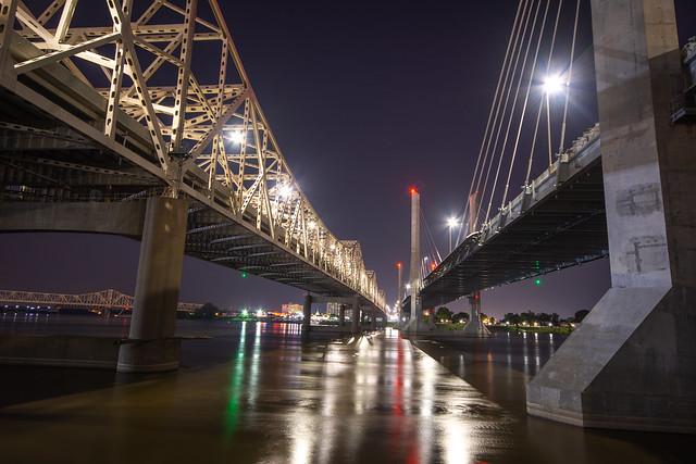 Kennedy & Lincoln Bridges