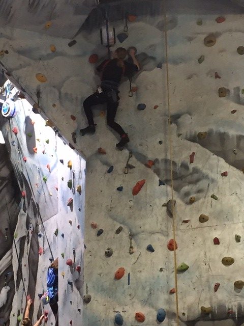 BOP Rock Climbing
