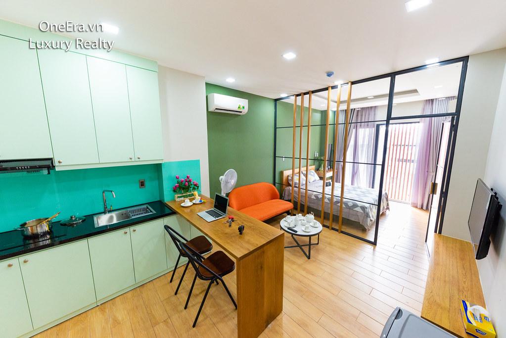 Chụp ảnh nội thất căn hộ quận 1 cho thuê AirBnB 10