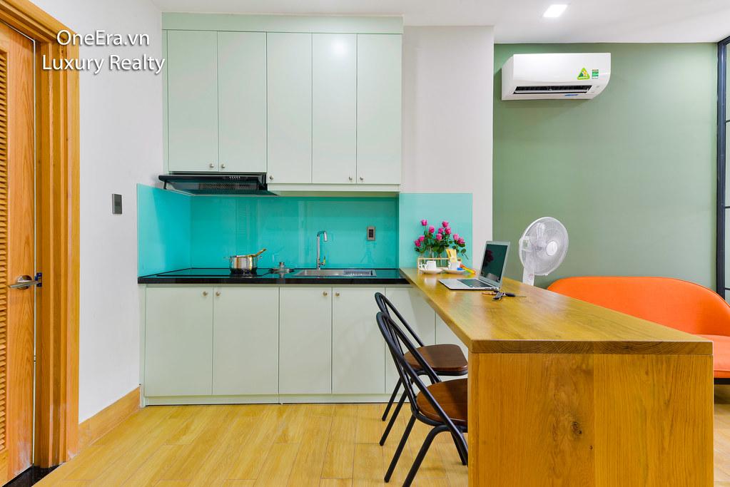 Chụp ảnh nội thất căn hộ quận 1 cho thuê AirBnB 9