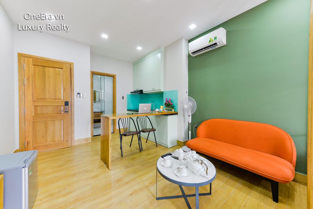 Chụp ảnh nội thất căn hộ quận 1 cho thuê AirBnB 7