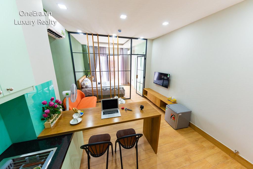 Chụp ảnh nội thất căn hộ quận 1 cho thuê AirBnB 11
