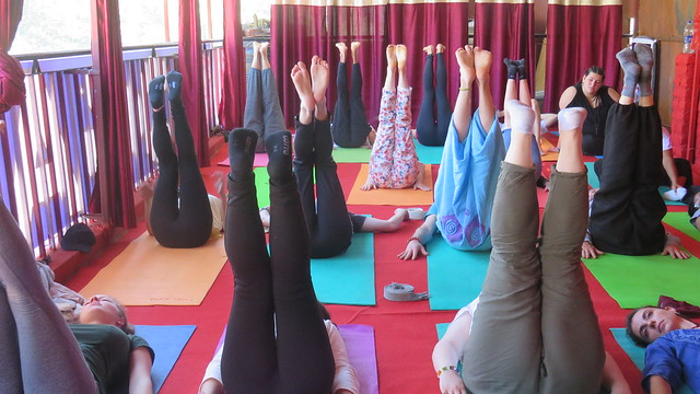 Yoga Retreats Dharamsala India