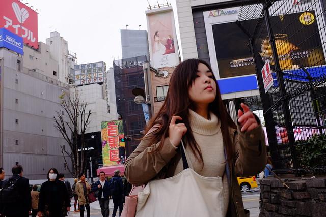 Shinjuku, Tokyo 201904