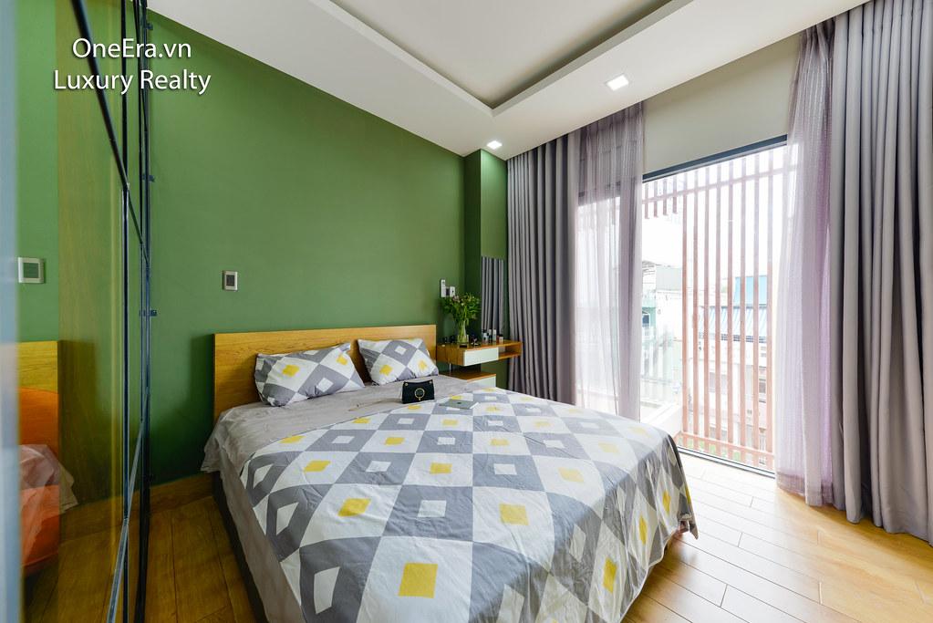Chụp ảnh nội thất căn hộ quận 1 cho thuê AirBnB 1