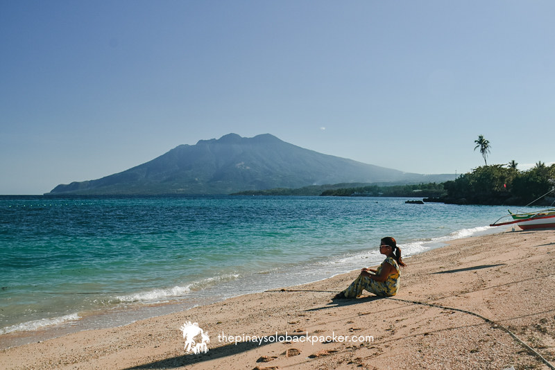 marinduque itinerary - Poctoy Beach