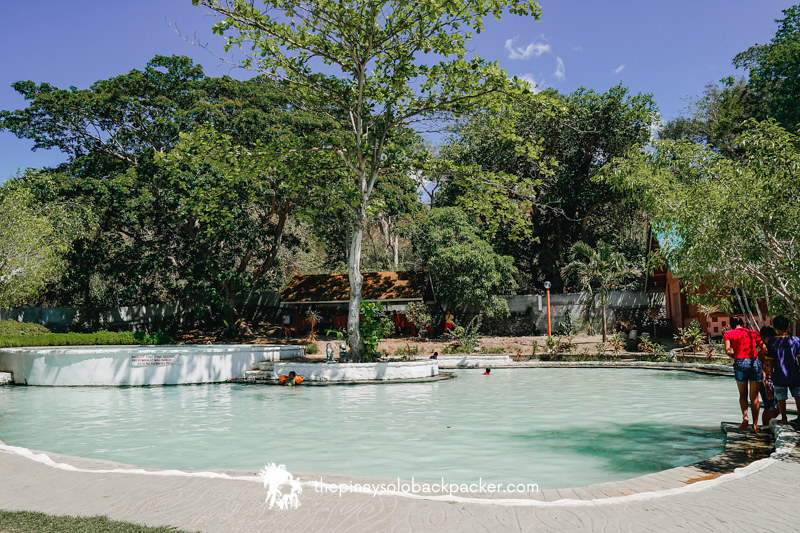 marinduque - Malbog Hot Spring