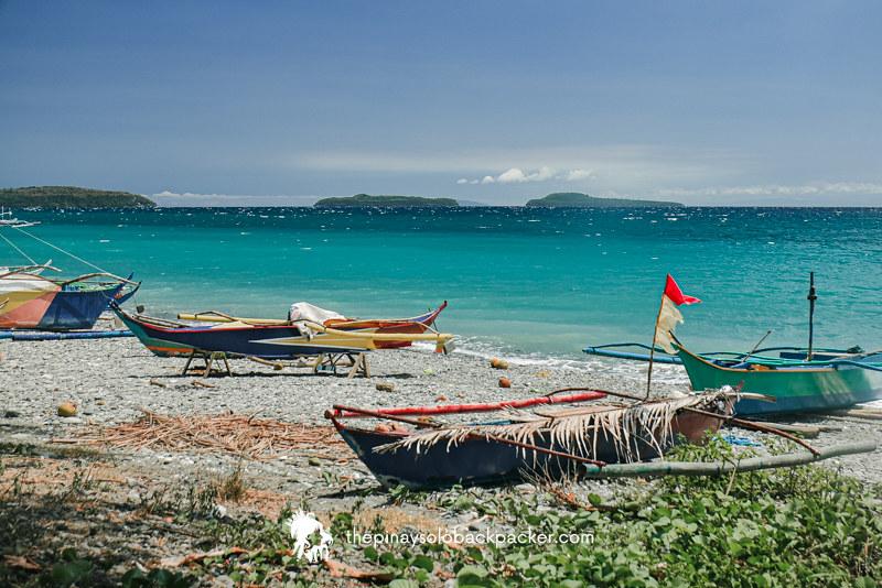 marinduque - Tres Reyes Island