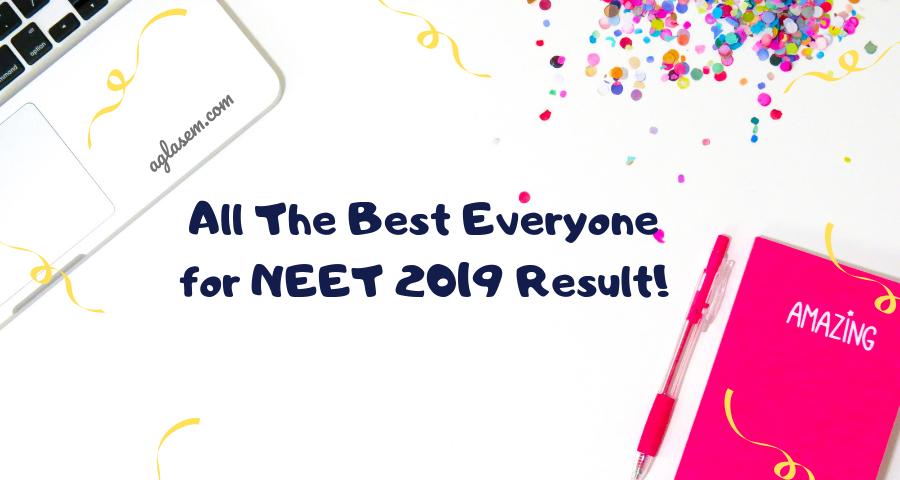 NEET 2019 Result