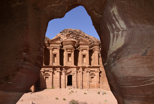The Monastery, Petra, Jordan, June 2019 117