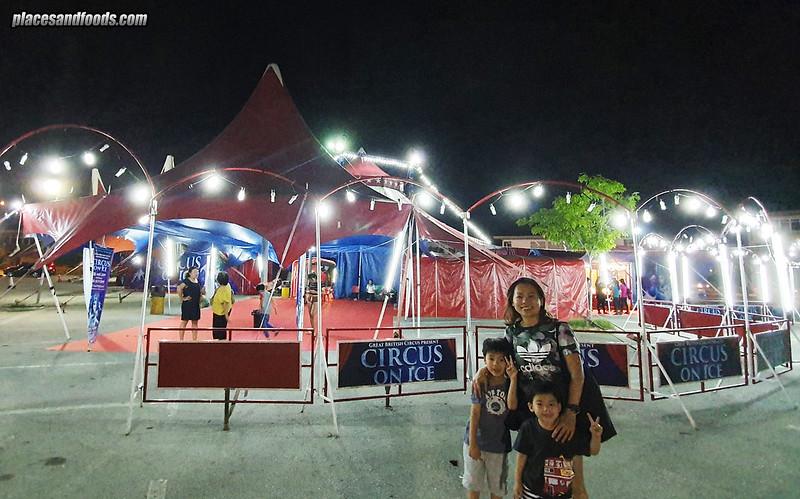 great british circus malaysia circus on ice pd