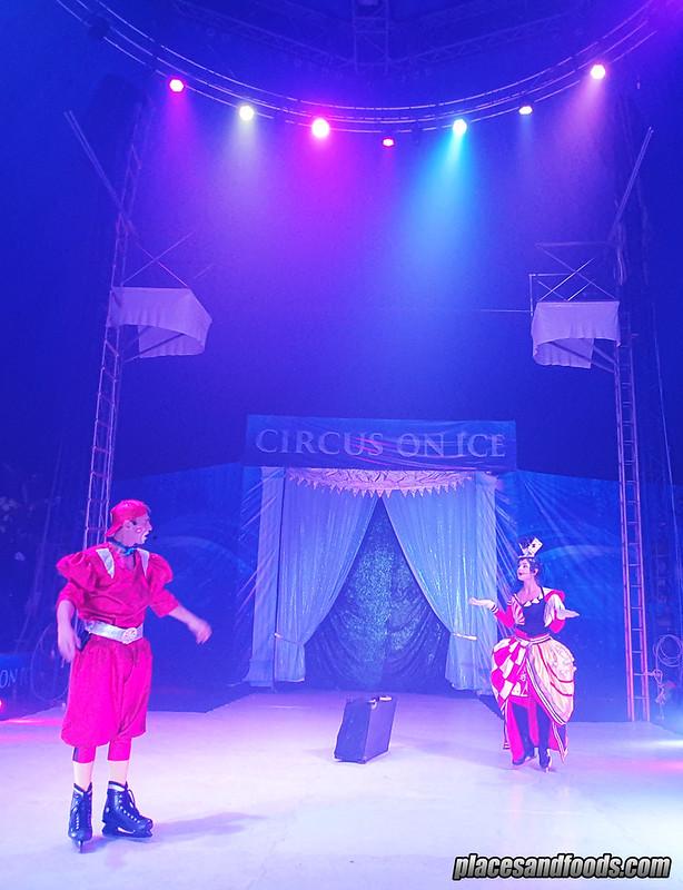 circus on ice intro